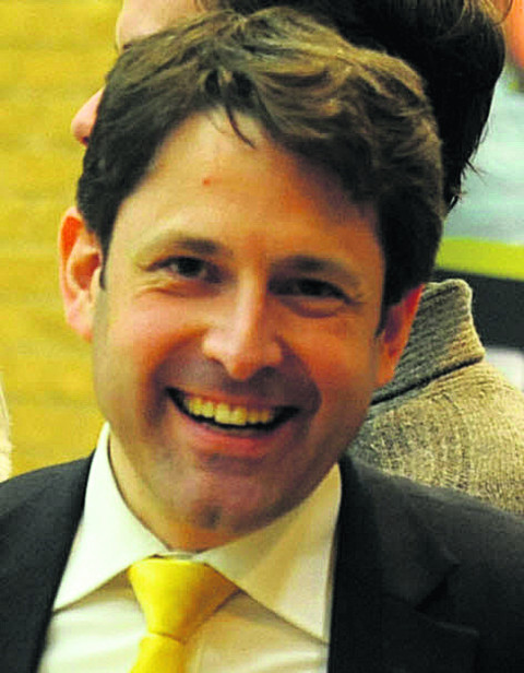 Chippenham MP Duncan Hames