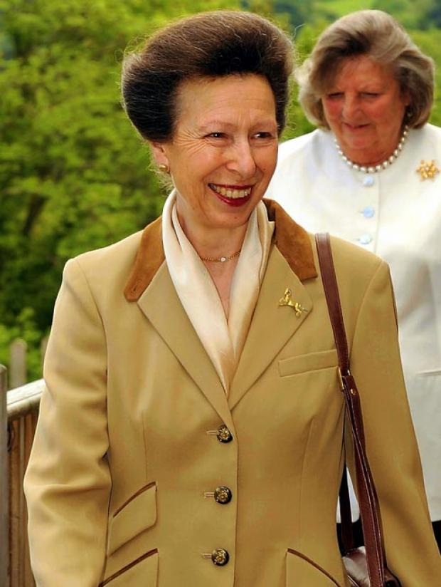 Wiltshire Times: The Princess Royal