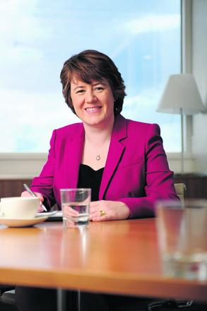 Alison Robb, Nationwide group director