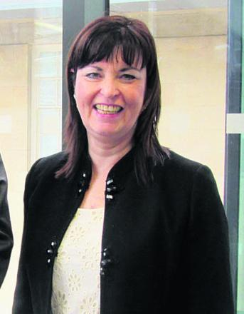 Wiltshire Council corporate director Maggie Rae