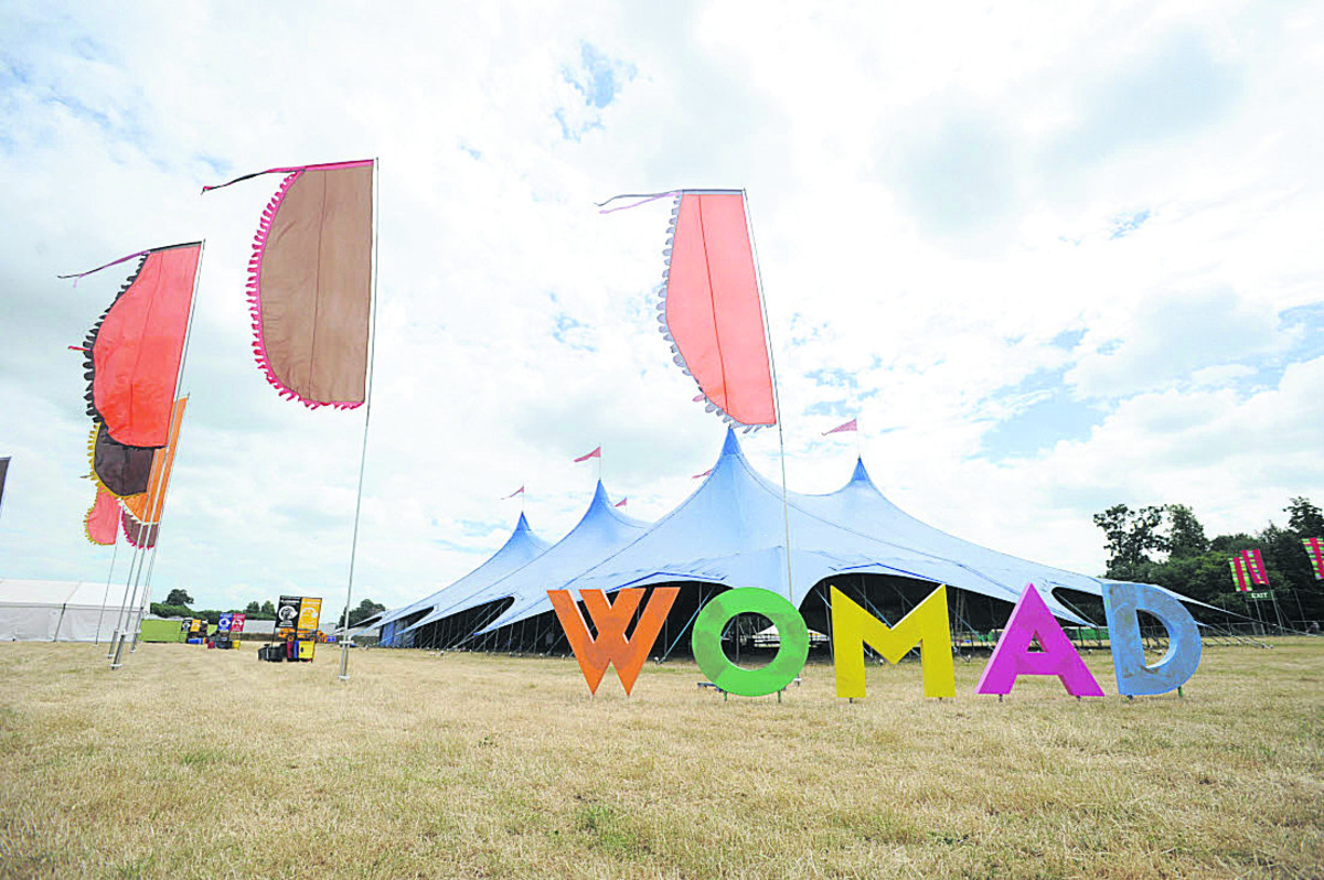 The popular WOMAD festival has been known to attract Prince Harry