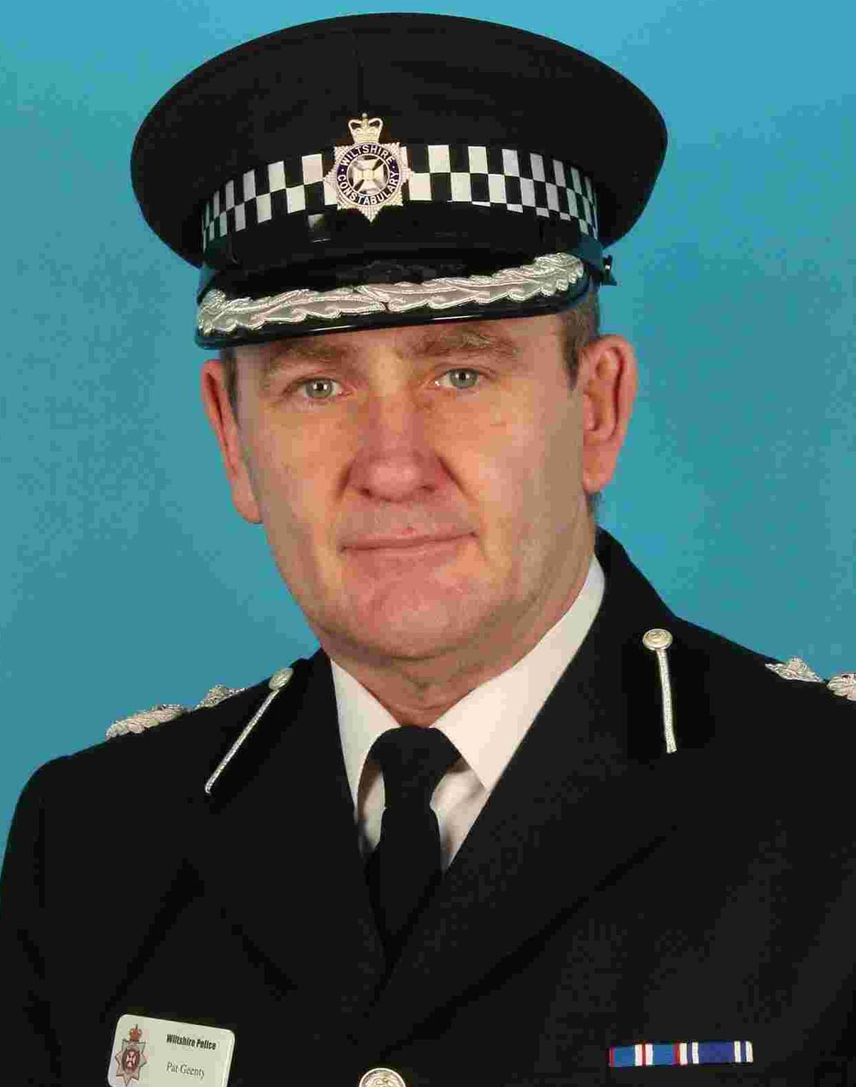 Chief constable's chasing of shoplifter in Chippenham gets enthusiastic response