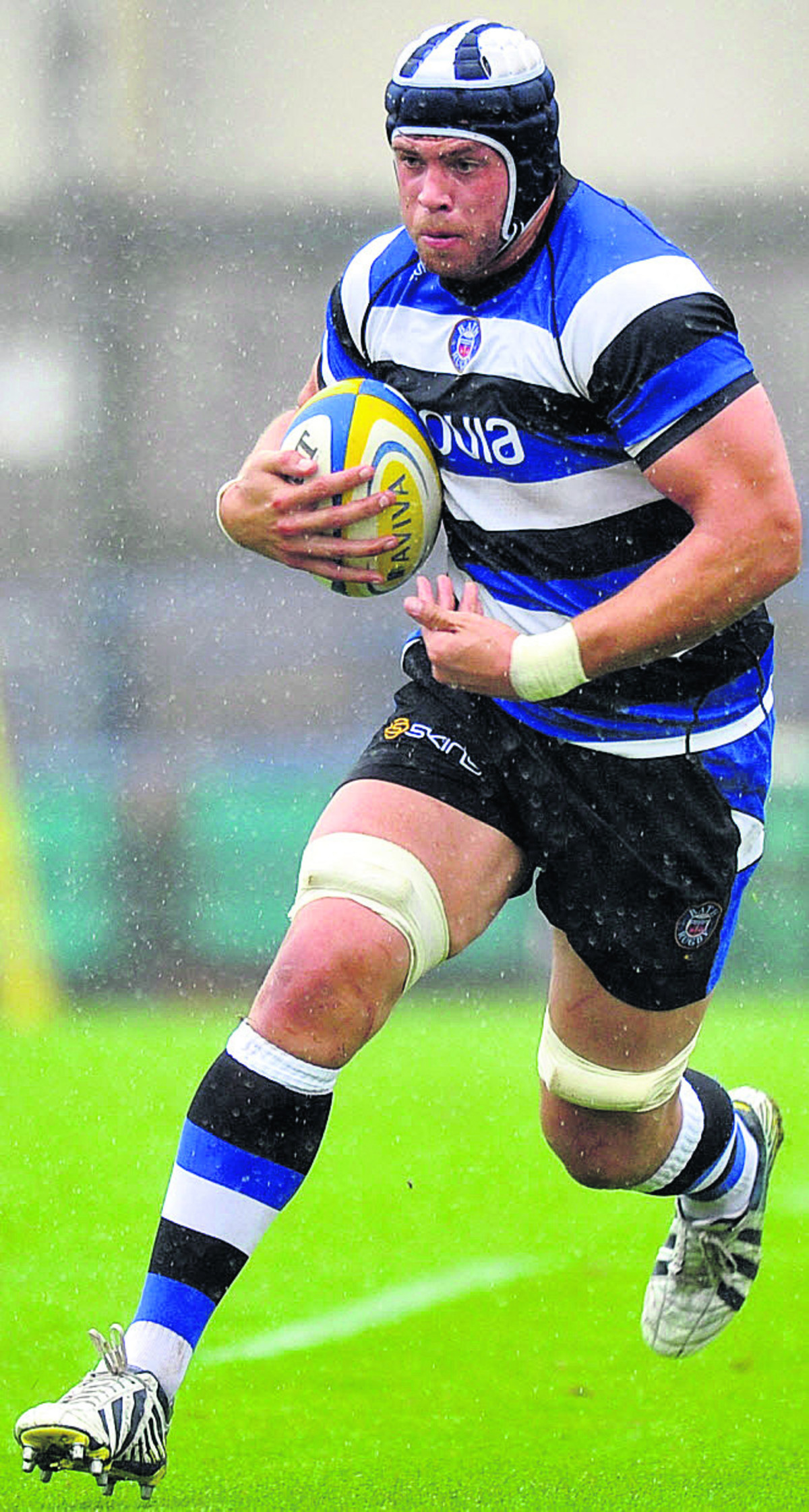RUGBY: Attwood eyes perfect Abendanon send-off