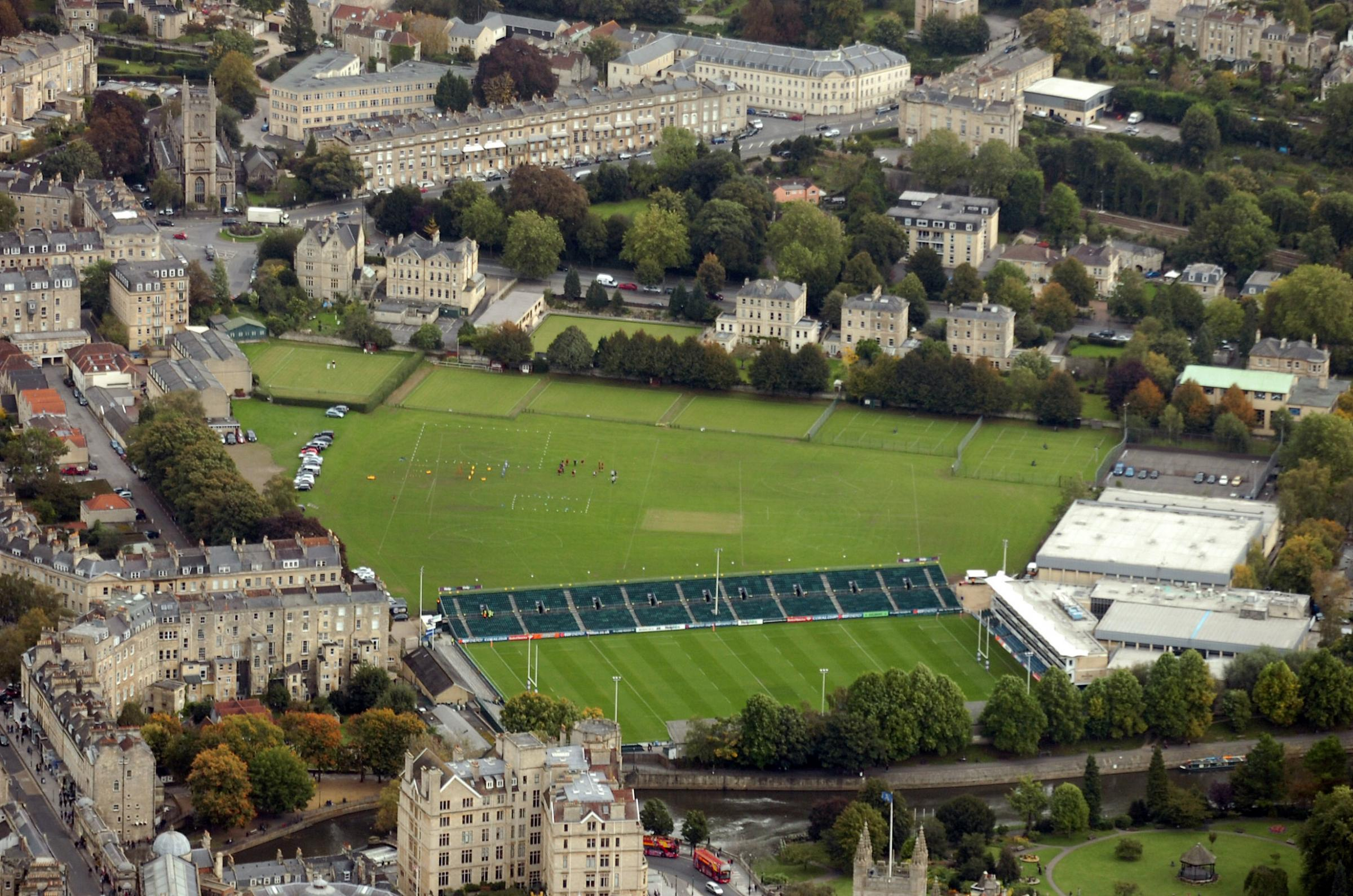 RUGBY: Bath to press on with Rec plans despite ruling