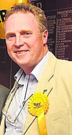Dr Brian Mathew, the Lib Dem candidate for North Wiltshire at the next general election, is calling for clear planning