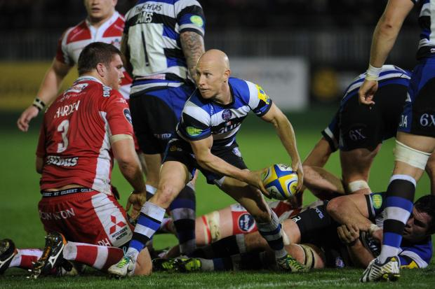 Pete Stringer starts for Bath tomorrow night