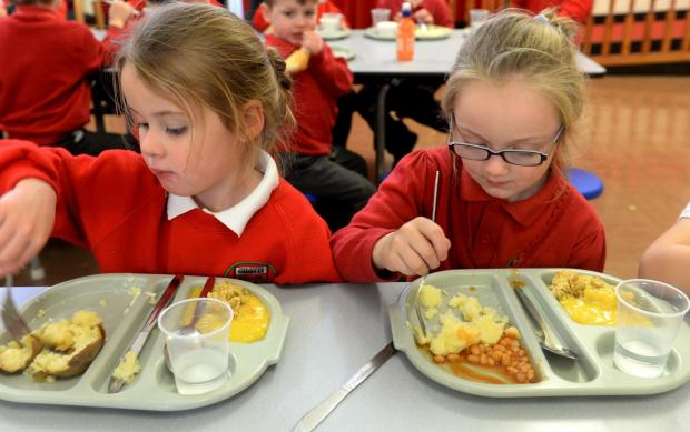 Wiltshire free meals go down a treat