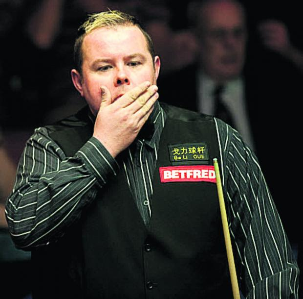 Stephen Lee, who has been banned from professional snooker for 12 years