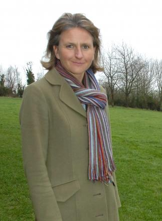 Wiltshire councillor Laura Mayes, cabinet member for children's services