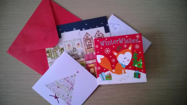 Trowbridge store to recycle Christmas cards