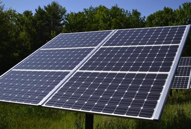Wiltshire Times: Concerns have bee raised about the number of solar panels planned for the Seend area