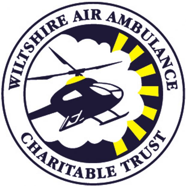 Wiltshire Times: Those taking part in the White Horse Challenge raise funds for the Wiltshire Air Ambulance