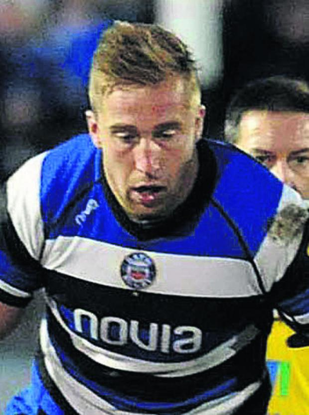 Wiltshire Times: Dominic Day will captain Bath tomorrow