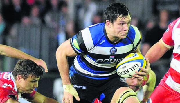 Francois Louw is expected back before the end of the season