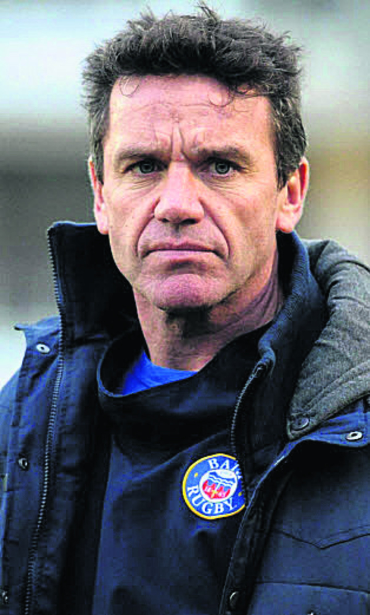 Bath coach Mike Ford