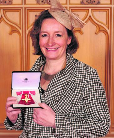 Juliet Davenport, Good Energy chief executive and founder