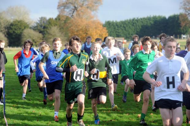 CROSS COUNTRY: Wiltshire Schools event gets green light for Saturday