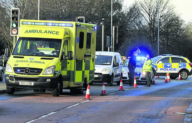 South West Ambulance Service is failing to meet targets