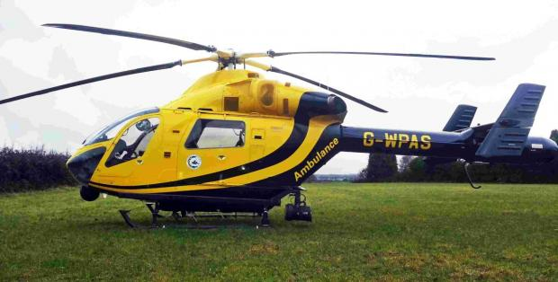 Bradford on Avon man becomes Wiltshire Air Ambulance trustee