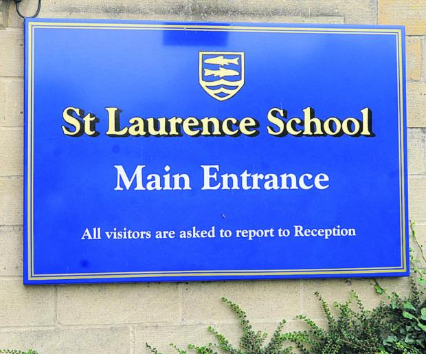 St Laurence School, Bradford on Avon, will be partially open during strike action by NUT members tomorrow