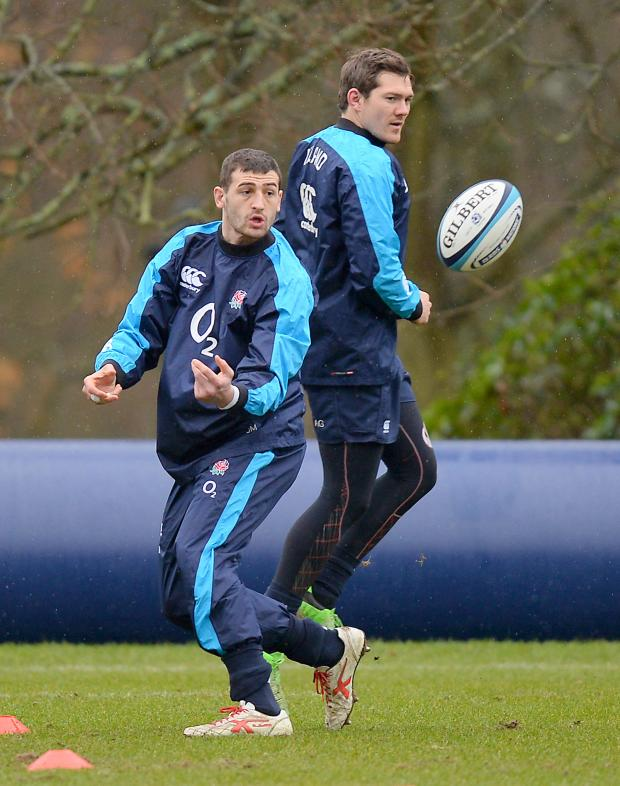 Wiltshire Times: Jonny May
