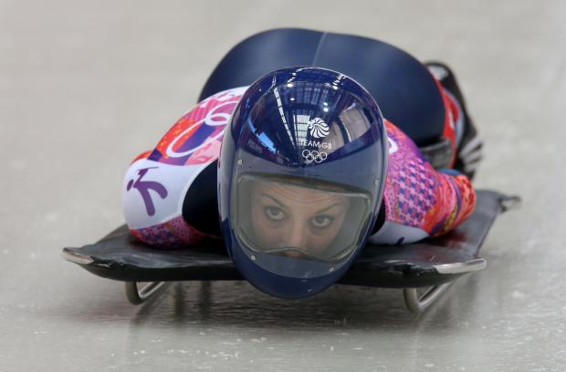 Follow Shelley Rudman in Sochi with the Gazette & Herald today