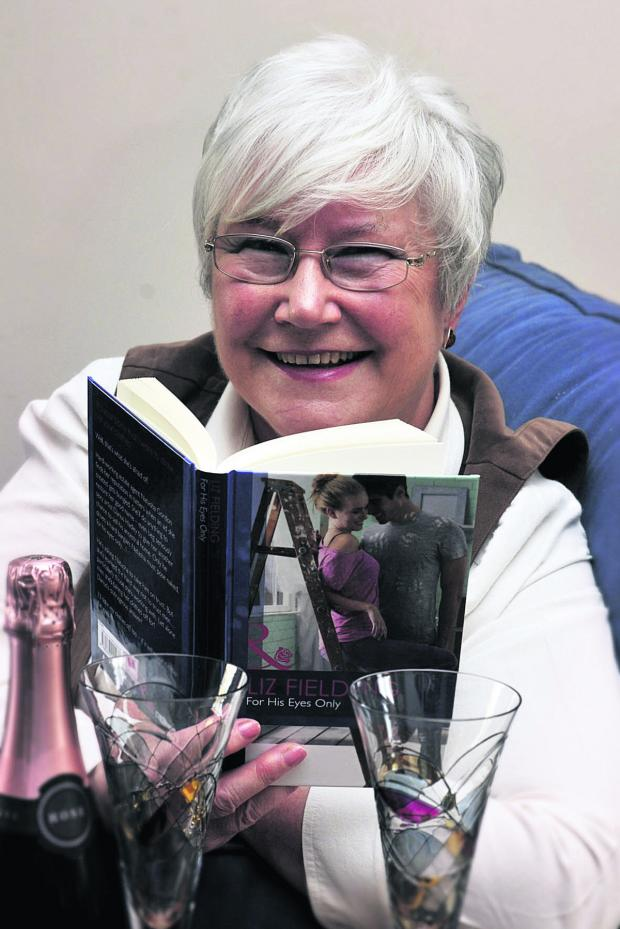 Wiltshire Times: Liz Fielding with her new novel out in paperback at the end of the month