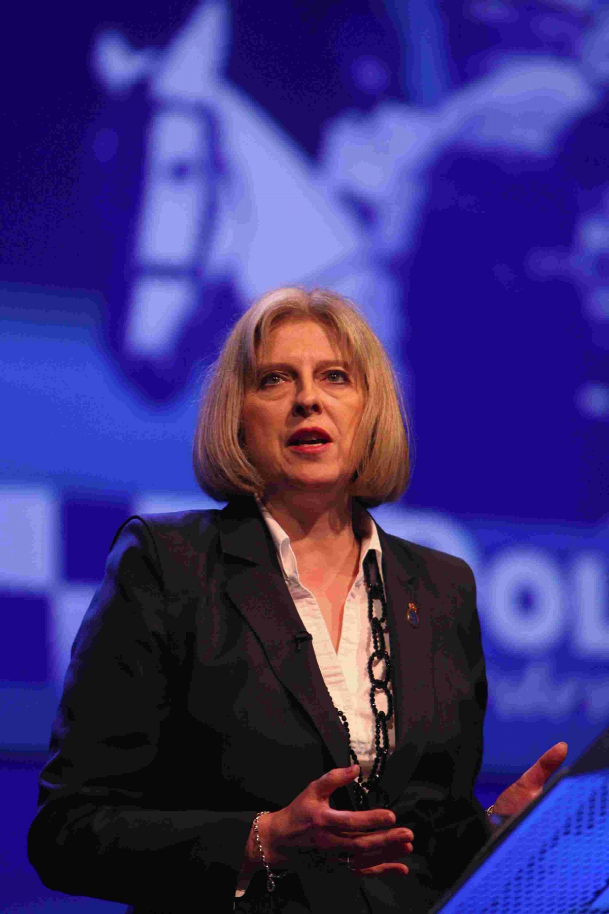 Home Secretary praises Wiltshire Police for 'Stop and Search' reforms