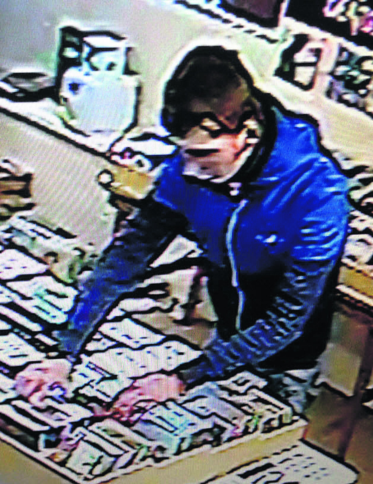 Police plea for witnesses after CDs and comic books stolen from Chippenham shop