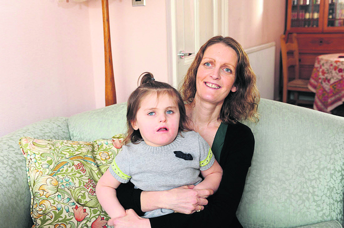 Trowbridge mum praises work of special needs nursery