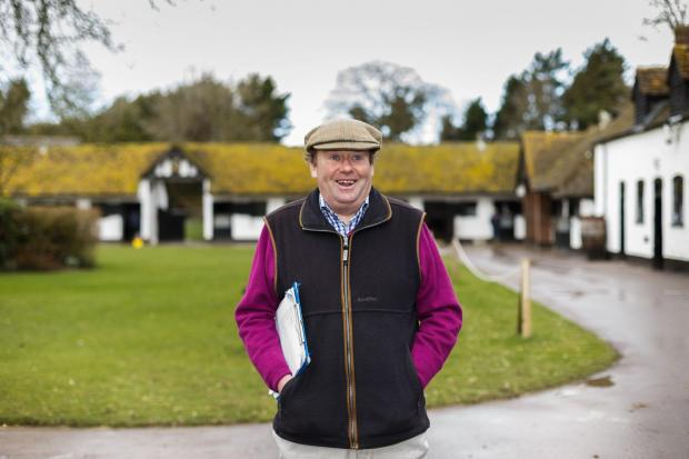 Wiltshire Times: Lambourn trainer Nicky Henderson