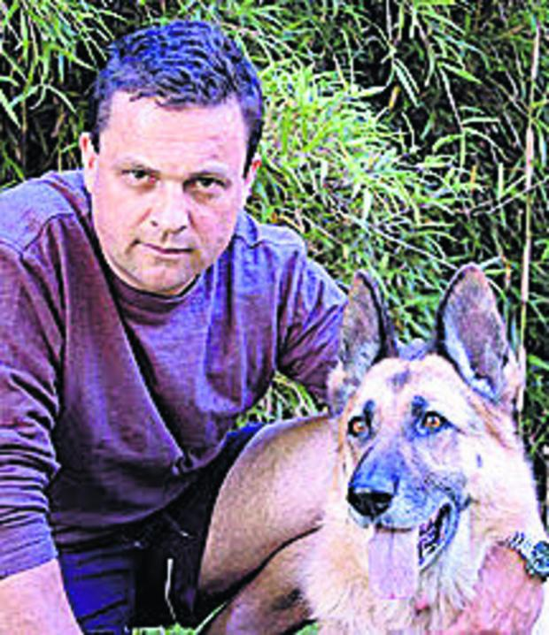Wiltshire Times: War journalist and author Damien Lewis will be speaking and signing books at Bath Cats & Dogs Home