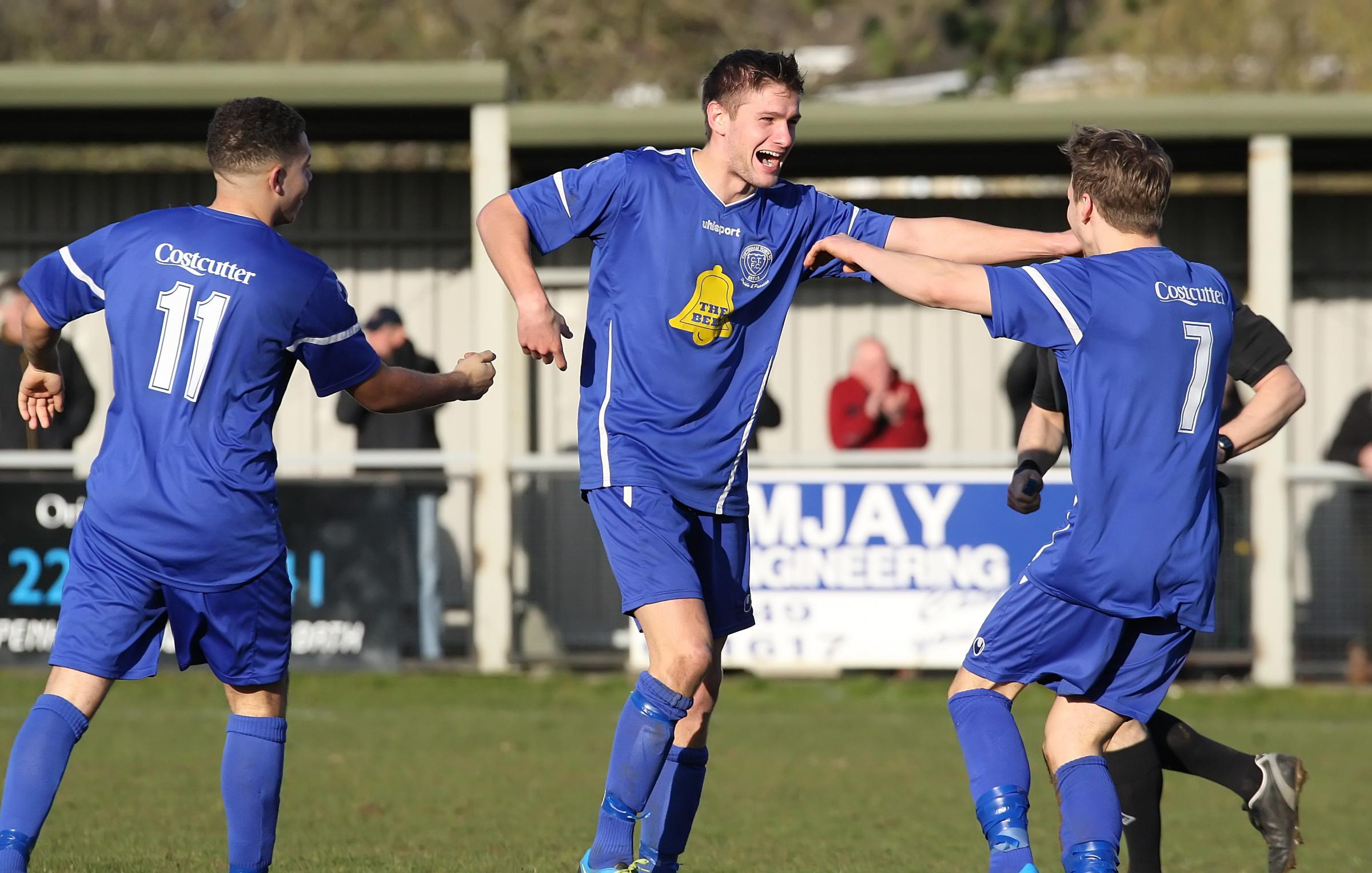 CHIPPENHAM TOWN: We're there for Rob, says Bluebirds' Guthrie