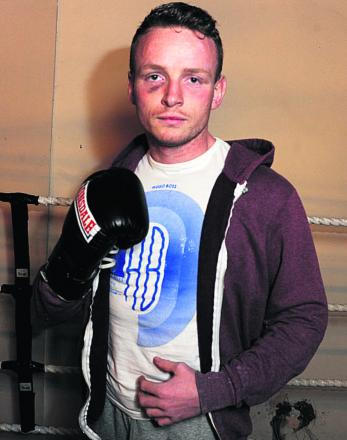 Dan Carr will finally receive his Southern Area Best Supporting Boxer award tonight