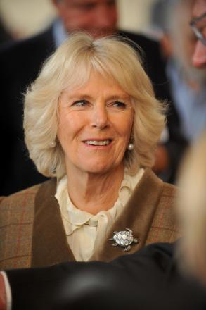 The Duchess of Cornwall will be given a tour of the revamped council offices