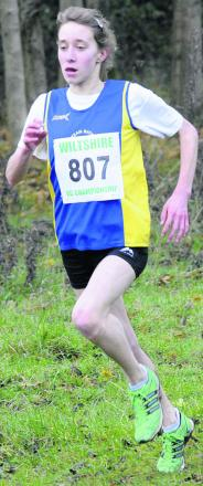 Bradford on Avon's Katherine Turner set a new course record time at the Southwick Country Parkrun