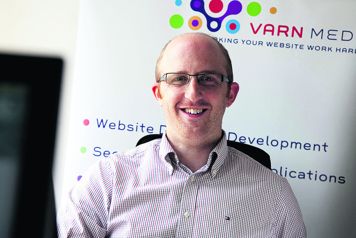 Tom Vaughton of Varn Media