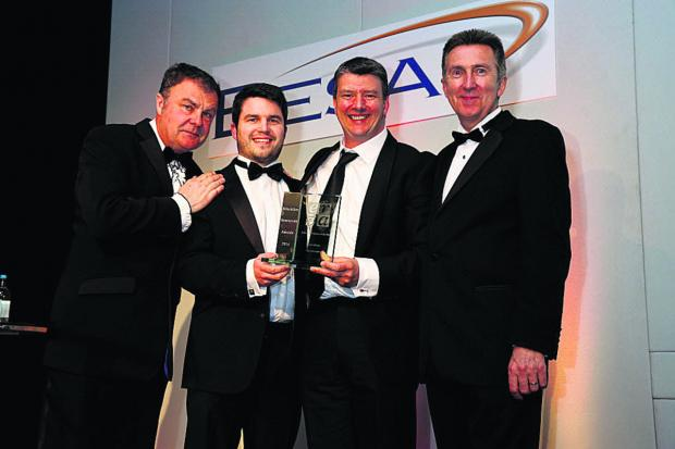 Top-class recognition for Trowbridge company