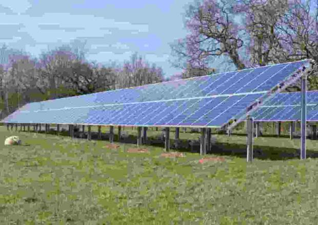 Solar developments have been a hot topic around Seend