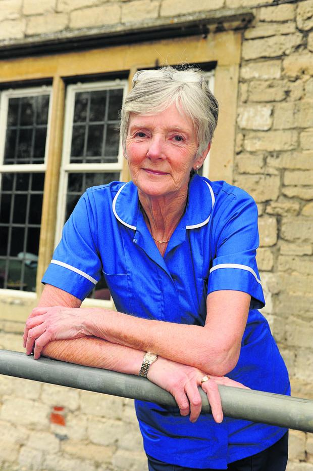Wiltshire Times: Pauline Centa is heading off for the trip of a lifetime