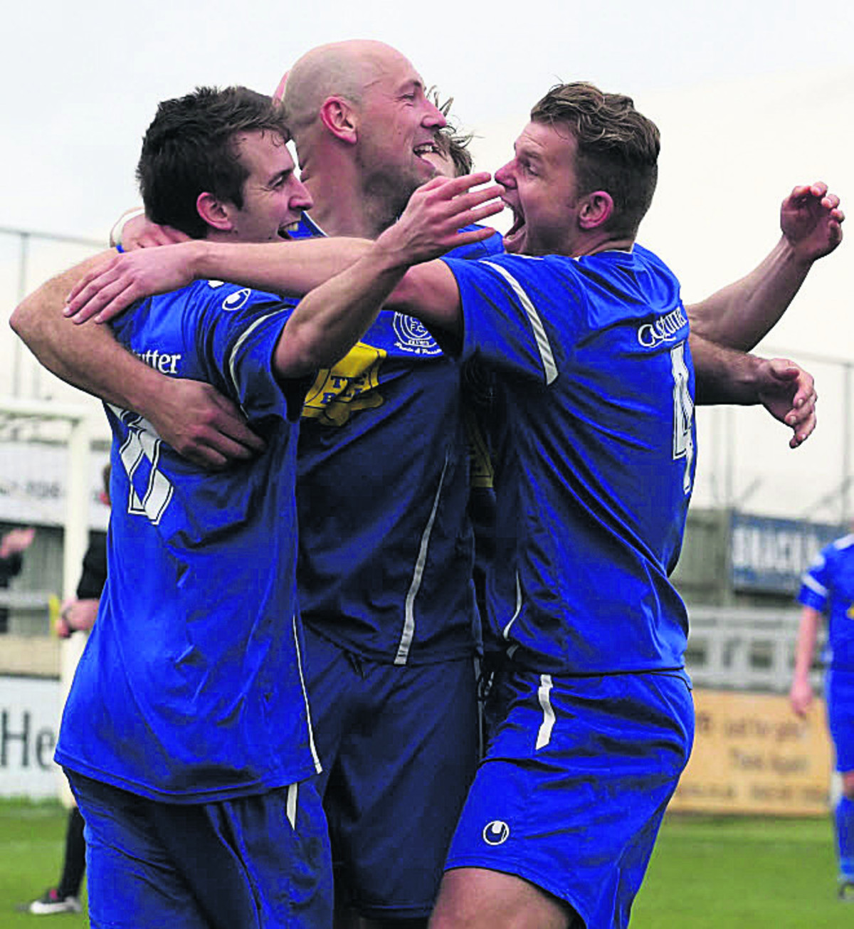 Chippenham Town could face Hayes & Yeading United next season