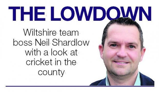 Wiltshire Times: NEIL SHARDLOW: All the efforts to get the game on were worth it
