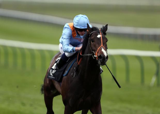 Toormore, trained by Wiltshire's Richard Hannon