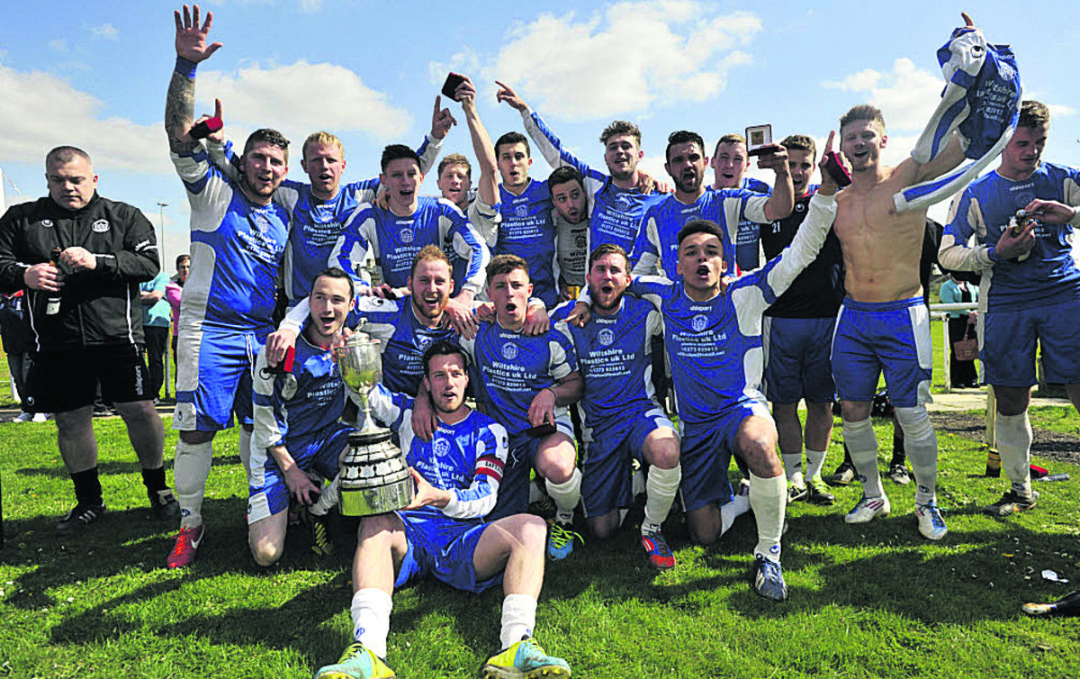 WILTSHIRE SENIOR CUP FINAL : Shanley won't let defeat mar superb season