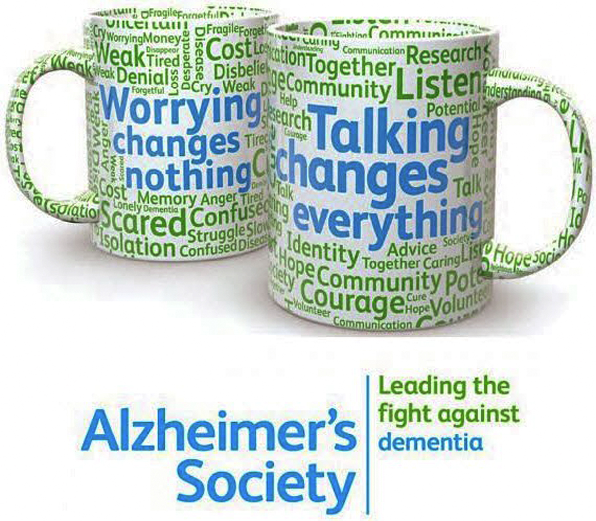 Charity campaign for those with dementia