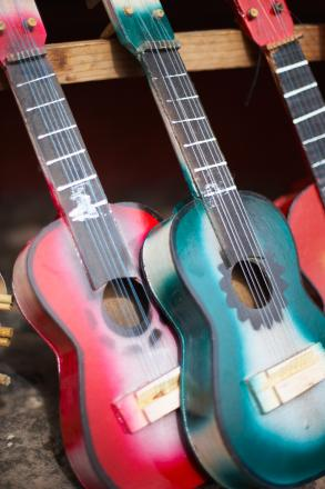 Music from ukelele band Ukebox Juke will entertain at Seend Community Centre on Wednesday