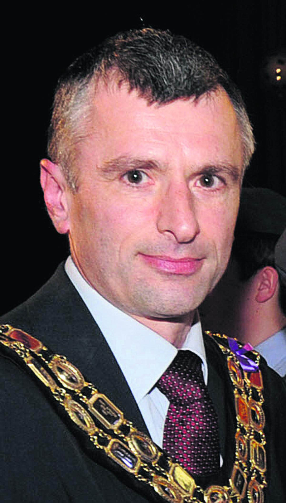 Mayor David Halik