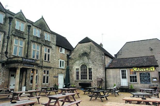 The Riverside Inn in Bradford on Avon