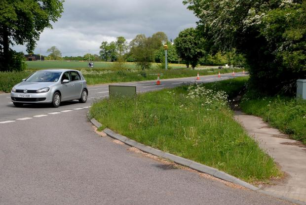 Trowbridge board handed grass cutting assurance
