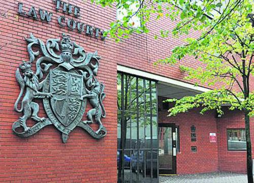 A Trowbridge man who was accused of possessing a prohibited weapon has had the charge against him dropped